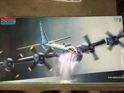 monogram 1:48 B-29 Superfortress