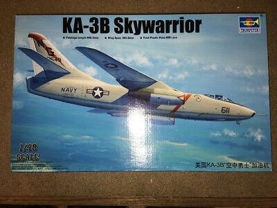 Trumpeter 02869 1:48 KA-3B Skywarrior