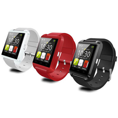Smart Watch U 8 Bluetooth Orologio Touch per ogni Smartphone Android ed Ios