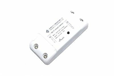 LC Technology 1Ch Smart Switch IOT 2200W 10A LCWSS Home Wifi Flux Workshop