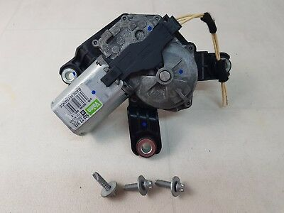 Vauxhall Corsa D Mk3 06-14 Rear Windscreen Window Wiper Motor 13163029