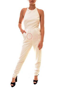 1b8df2badc7d Finders Keepers Women s The Monument Jumpsuit White Size S RRP  160 BCF86