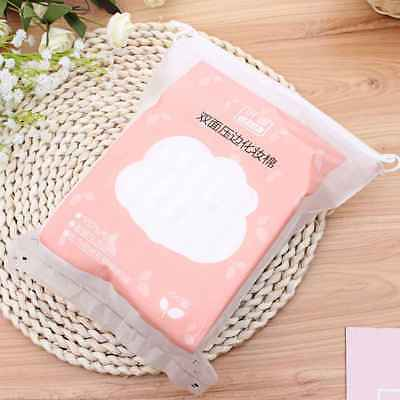 222PC Soft Cotton Pads Cosmetic Makeup Facial Remover Facial Cleansing Tools RU