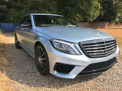 Mercedes S350 Blue tech AMG line full S65 AMG Bodykit must see