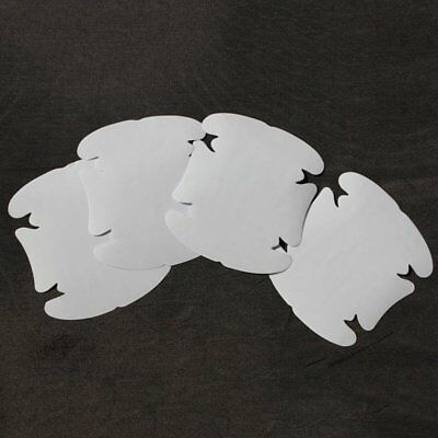 Universal 4Pcs Door Handle Paint Scratch Protective Film Car Sticker Protector