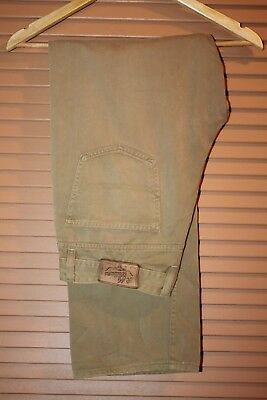 R.M Williams Size 34.R Brown Jeans