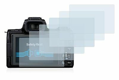 Canon EOS M50 Mirrorless, 6 x Transparent ULTRA Clear Camera Screen Protector