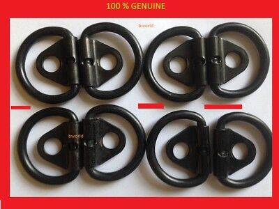 8 GENUINE VW/MERCEDES SPRINTER FLOOR LASHING/TIE DOWN D RINGS Garage