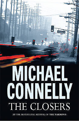 Connelly, Michael, The Closers (Harry Bosch Series), Excellent Book