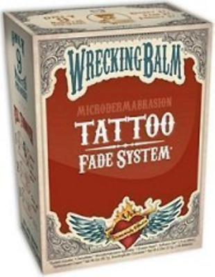 Wrecking Balm Tattoo Fade System