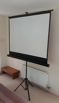 DURONIC TRIPOD PORTABLE SCREEN TPS60/43 (122 x 91 cm)