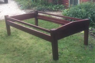 "Antique ""Hired Man's"" Bed in original paint"