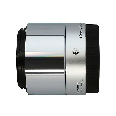 Sigma 60mm F2.8 DN 'A' Lens - Sony E Fit in Black