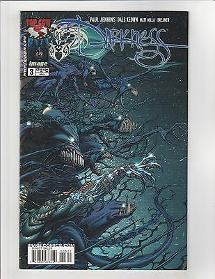 Darkness (1996) #3 VF 8.0 Image Comics Dale Keown
