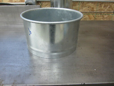 """Nordfab 9"""" Duct Hose Adapter"""