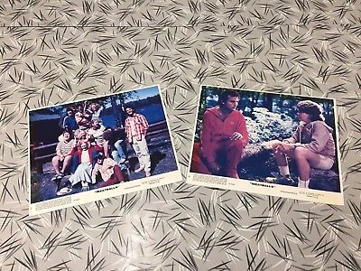 Meatballs Original Issue 8x10 Lobby Cards Set Of 2 Bill Murray