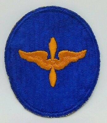 USAAF Aviation Cadet Blue US United States Army Air Force Embroidered Patch