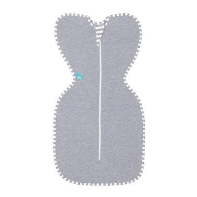 Love To Dream Swaddle UP Original 1.0 TOG, Gray, Small, 8-13 lbs. OPEN BOX #742