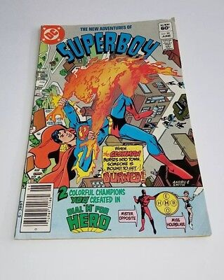 The New Adventures of Superboy Comic Book #30 DC Comics 1982 Starts at just .99