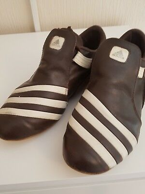 Adidas martial arts trainers size 9 great condition