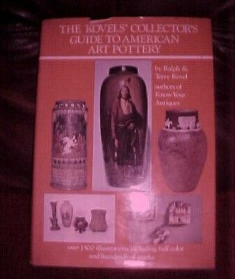 The Kovels' Collector's Guide To American Art Pottery,vg