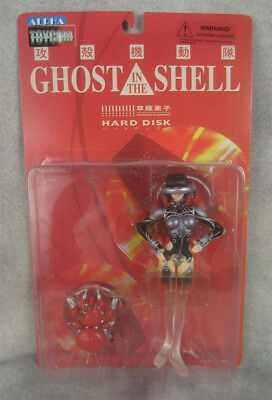 Ghost in the Shell Hard Disk Action Figure Alpha Toycom MOC