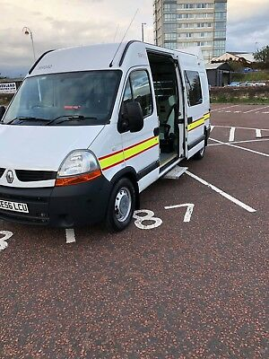 2006 Renault Master 2.5 Dci Only 20000 Miles Vosa Backed,