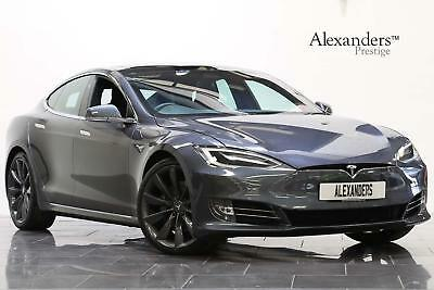 2017 Tesla Model S 100D Auto Electric grey Automatic