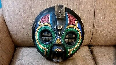 Large  African  Wooden Mask