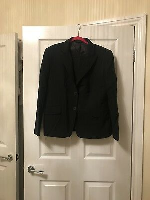 BNWT Ladies Pinstripe Trouser Suit From Autonomy Size 18