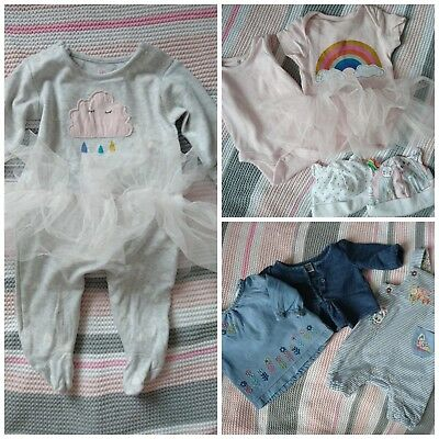 next baby girl bundle up to 1 month vgc