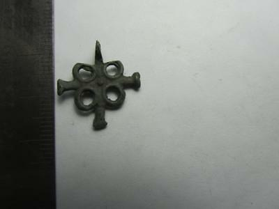 Medieval cross rare . Metal detector finds  100% original