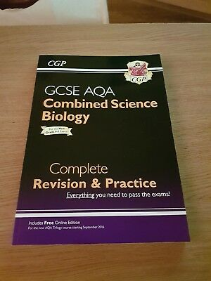 Gsce Aqa Combined Science Biology