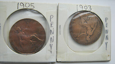 United Kingdom Large Copper Penny