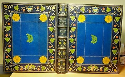 1902 St Dunstan Illuminated Edition 1/15 CHARLES DICKENS Pickwick Papers BINDING