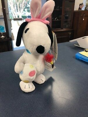 Snoopy Easter Waddler New With Tags