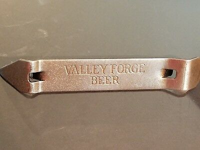 "Vintage Valley Forge Beer, Rams Head Ale Metal 4-3/4"" Bottle Opener"
