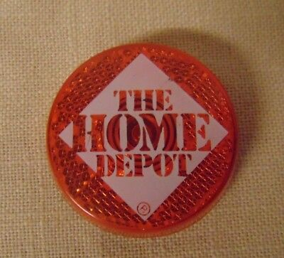 The Home Depot Employee Clip On Orange Flashing Clip