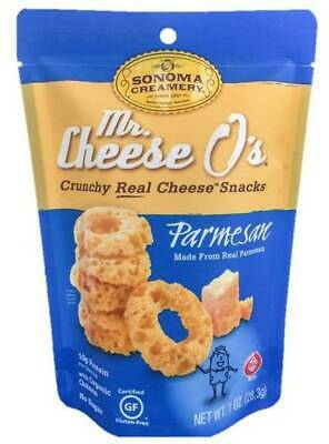 Mr Cheese O's Parmesan, 1 Ounce (18 Pack)