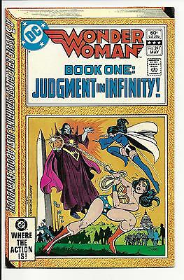 WONDER WOMAN # 291 (JUDGEMENT in INFINITY, MAY 1982), VF/NM