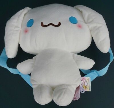 Sanrio Cinnamoroll Backpack Plush New Officially Licensed Kawaii