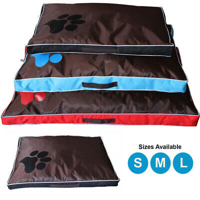 Double Sided Waterproof Dog Pet Cat Bed Mat Cushion Mattress Washable Cover Ukes