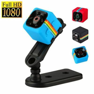 SQ11 Infrared Night Vision HD Mini Camera Mini DV Motion Monitoring Camera