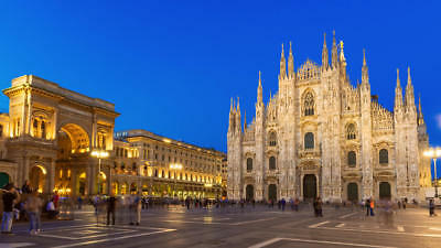 1p Auction Milan Cathedral Wallpaper Image Penny Auction Collection No Reserve