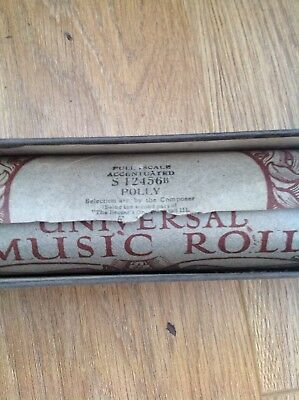 Polly - Pianola roll