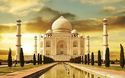 1p Auction Taj Mahal HD Image Wallpaper Penny Auction Collection Free No Reserve
