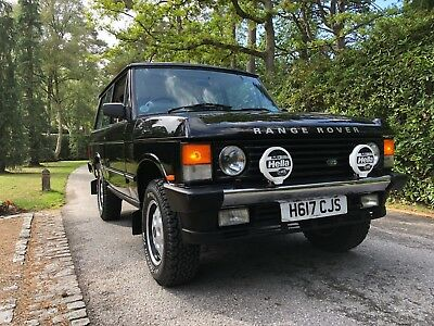 Beautifull and original KK CSK automatic coupe classic Range Rover *024* serial