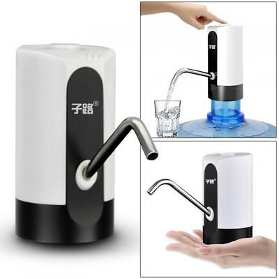 Mini Water Bottle Water Dispenser Electric Water Pump USB Rechargeable Bottle Up