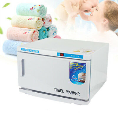 Towel Warmer UV Sterilizer Disinfection Hot Towel Cabinet Family Health Care