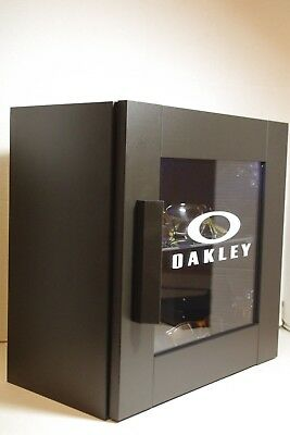 Oakley LED display case stand for shades and sunglasses fits up to 8-10